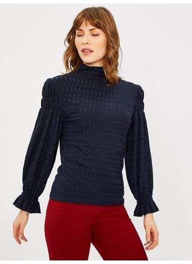 Vekem-Limited Edition Bluz Lacivert